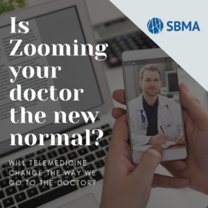 Is zooming your doctor the new normal?