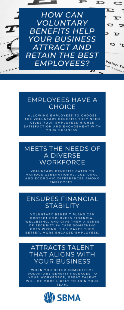 how can voluntary benefits help you attract and retain employees