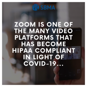 Is Zoom HIPAA compliant?