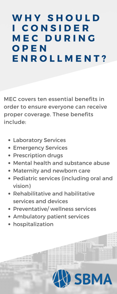 why should I consider MEC during open enrollment?
