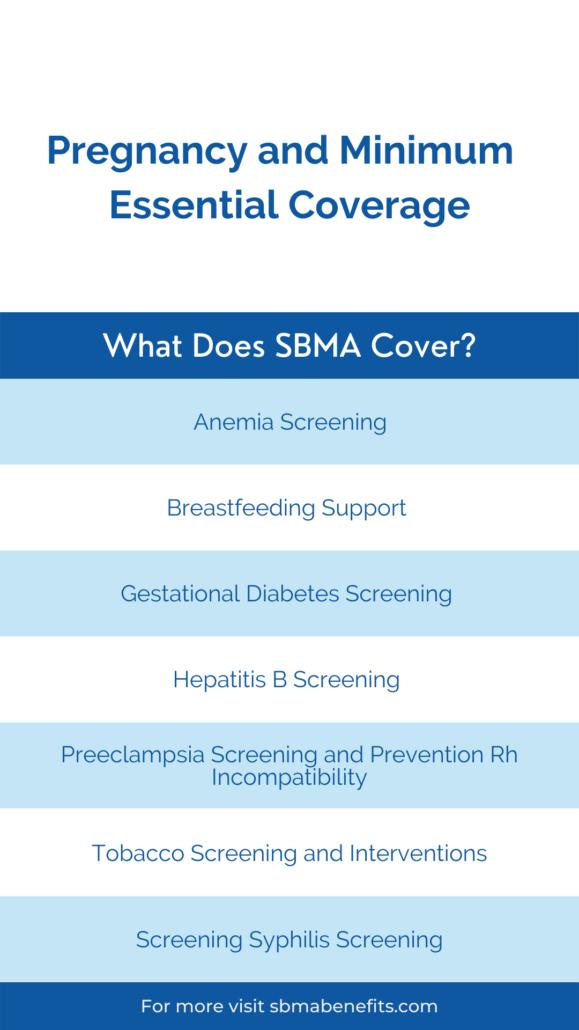 Pregnancy and Minimum Essential Coverage